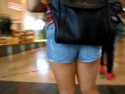 BootyCruise: Downtown Asian Booty Shorts 4