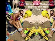 Laura Stirling Taksas Stripper Bikini Show