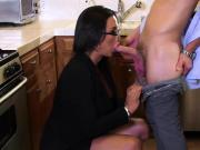 Smoking hot trans chick fucks horny dude in the ass