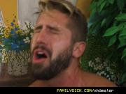 FamilyDick - Stepdad Rimmed and Fucked By His Boys