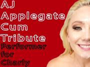 AJ Applegate Cum tributeCum on video - CoV