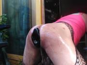 OILED ASS GAPING GAY PIGHOLE ANAL PROLAPSE GAPING ASS WIDE