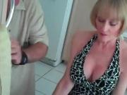 Amateur Mom Tapes Her Sexy Day
