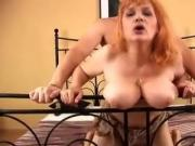 Hot milf and her younger lover 766