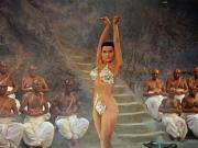 SNAKE DANCE - vintage erotic dance tease no nudity