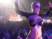 Conrad Son y la Pornoband featuring Evita de Luna en el FEDA
