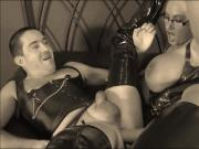 Femdom Fucks her Slave Recolored