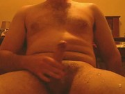 Huge load cumshot