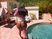 Kelly Star Is A Booty Clappin Super Freak
