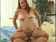 Fat BBW slut I met at the store fucked at my house-1