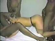 British Girl Interracial Gang Bang Part 3