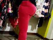 Latina Bubble Butt