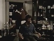 buttersidedown - SwedishErotica - Three on a Barber Chair
