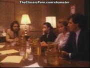 Krista Lane, Sheena Horne, Jamie Gillis in classic porn