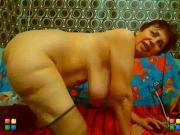 granny with big boobs solo