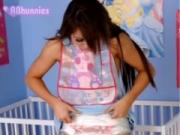sexy diaper girl photos