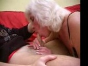 Very Beautiful Lady Playing With a Boy