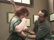 BBW Jennie Joyce Fucked in Office