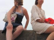 SITTIN UP BEACH