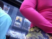 Crazy Bitch with Spandex Big Butt in Rio de Janeiro
