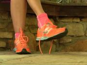 Vanessa Nike shoeplay dangle PREV