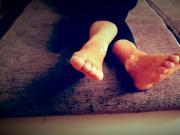 My Wife's Sweet Feet