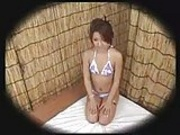 Spycam Massage Sex in Beach Club 1