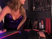 Cruel Bondage Ruined Orgasm
