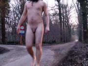 daring naked exhibition