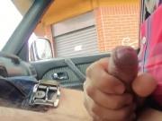 Flashing Car Bogota Mira y se asusta