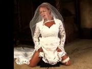 Bride of Frankenstein rides sybian