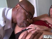 Milfs Like It Black - Mouth to Mouth... starring Honey Whit