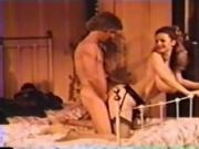Janene Swenson fucks doggy style on the bed