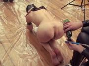 Crawling Enema Part 1