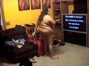 BBW Granny Karaoke
