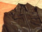 Cum on friend leather jacket