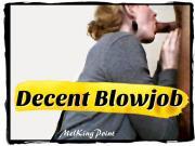 Decent Blowjob remastered