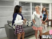 Mofos - Pervs On Patrol - Sorority Sisters Sexy Pledge starr