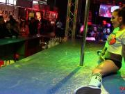 Show erotico de Yemaya Gonzales FEDA 2017