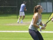 Belinda Bencic training2
