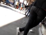 Indian Girl In Black Jeans 2019