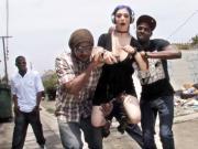 Larkin Love Black Cock Gangbang