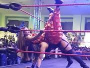 Indan Lady Seducing REBEL Wrestler Part 2