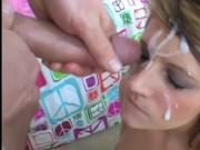 Hot Facial Cumshot Compilation