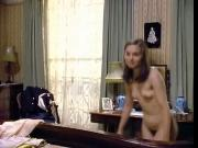 Tara Fitzgerald full nude and hairy
