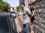FBI Araberin entfuehrt Mann und wird durch gefickt
