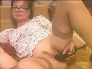 49yo Milf from Leicester on Webcam