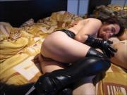 Kriss bad in black part 1 from 2