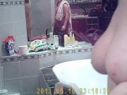 Two young girls in the bathroom 6
