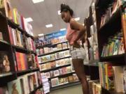 slut black girl